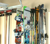 metal snowboard rack