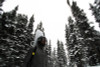 snowboard backcountry carry strap