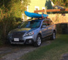 kayak rack for car roofs