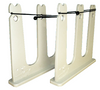 Surfboard Rack for Docks and Piers | Marine Grade