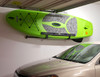 garage paddleboard storage system