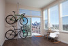 apartment bike storage rack