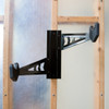 adjustable bike wall rack