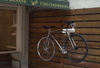 indoor bike storage wall rack