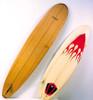 hawaiian longboard rack