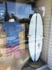 surf shop display rack surfboard