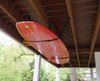 surfboard ceiling storage