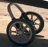 surf trailer carrier wheels