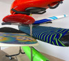 storage rack for surfboards sups kayaks
