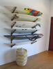 surfboard rack triple cor