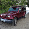 Jeep SUP Rack
