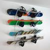 board storage rack for snowboards