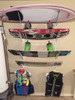 how to store wakeboards at home