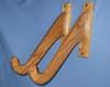 hand made wakeboard rack