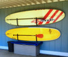 how to store your paddleboards on the wall at home