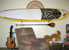 stand up paddle board storage in your house