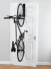 hanging door bike rack