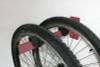 bike rim storage rack