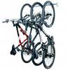 triple indoor bike rack