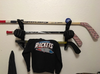 Ice Hockey Stick Glove Gear Storage Rack