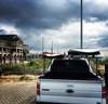 paddleboard truck rack
