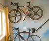 Talic Bike Wall Mount Rack | Beautiful Birch Wood