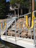 stand up paddleboard storage for dock Suspenz