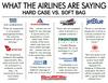 Choosing hard vs soft ski bag