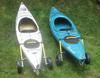 kayak end cart