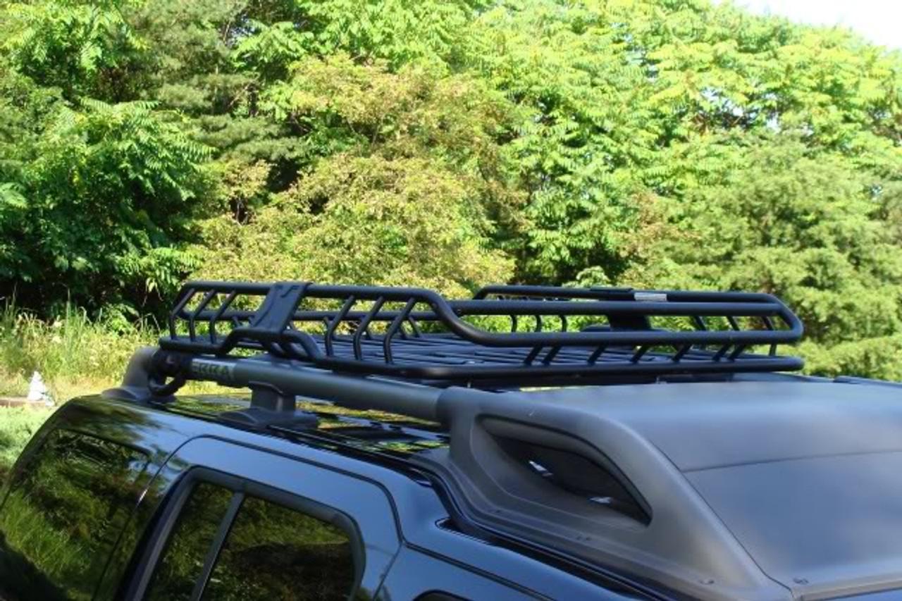 Deluxe Rooftop Cargo Basket Storeyourboard Com