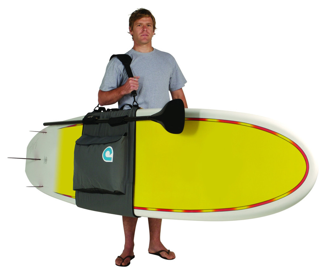SUP shoulder sling board carrier