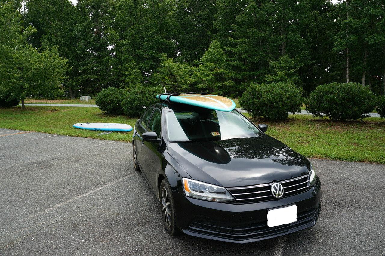 Surf Rack For Car >> SUP Roof Racks | 2 Paddleboard Car Rack - StoreYourBoard.com
