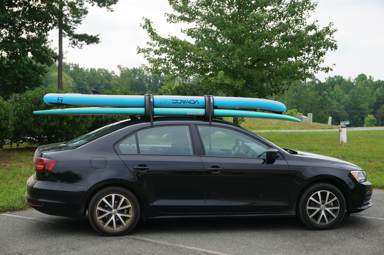 Inno Roof Rack >> SUP Roof Racks | 2 Paddleboard Car Rack - StoreYourBoard.com