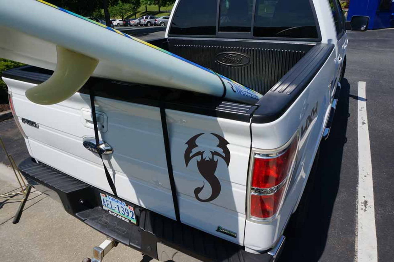 Surfboard Amp Sup Tailgate Rack Storeyourboard Com