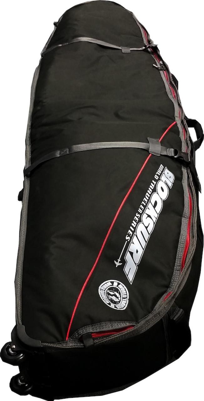triple shortboard travel bag