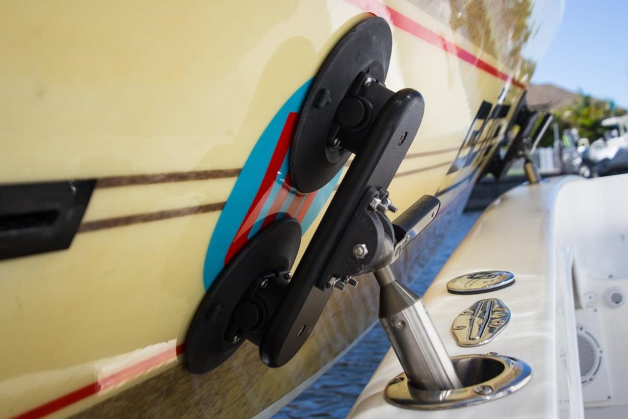 suction mount paddleboard