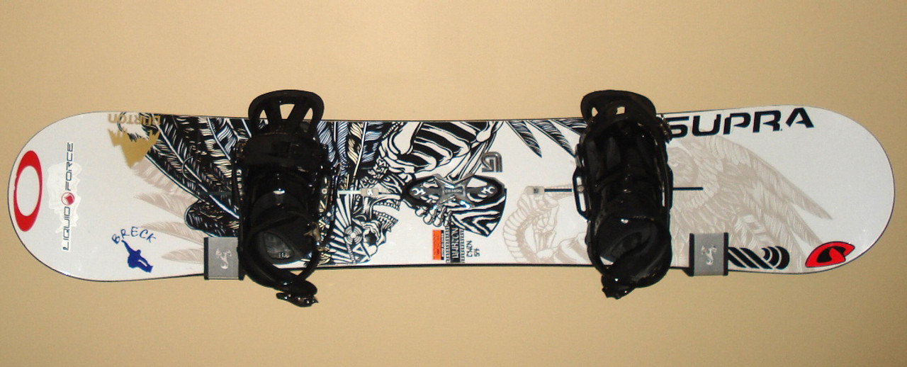 scorpion snowboard rack