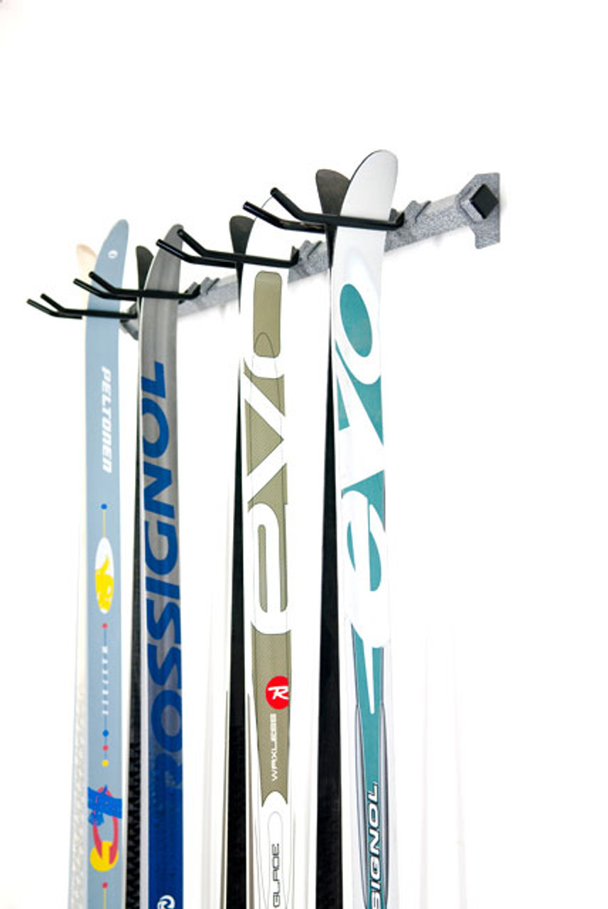 cross country ski storage