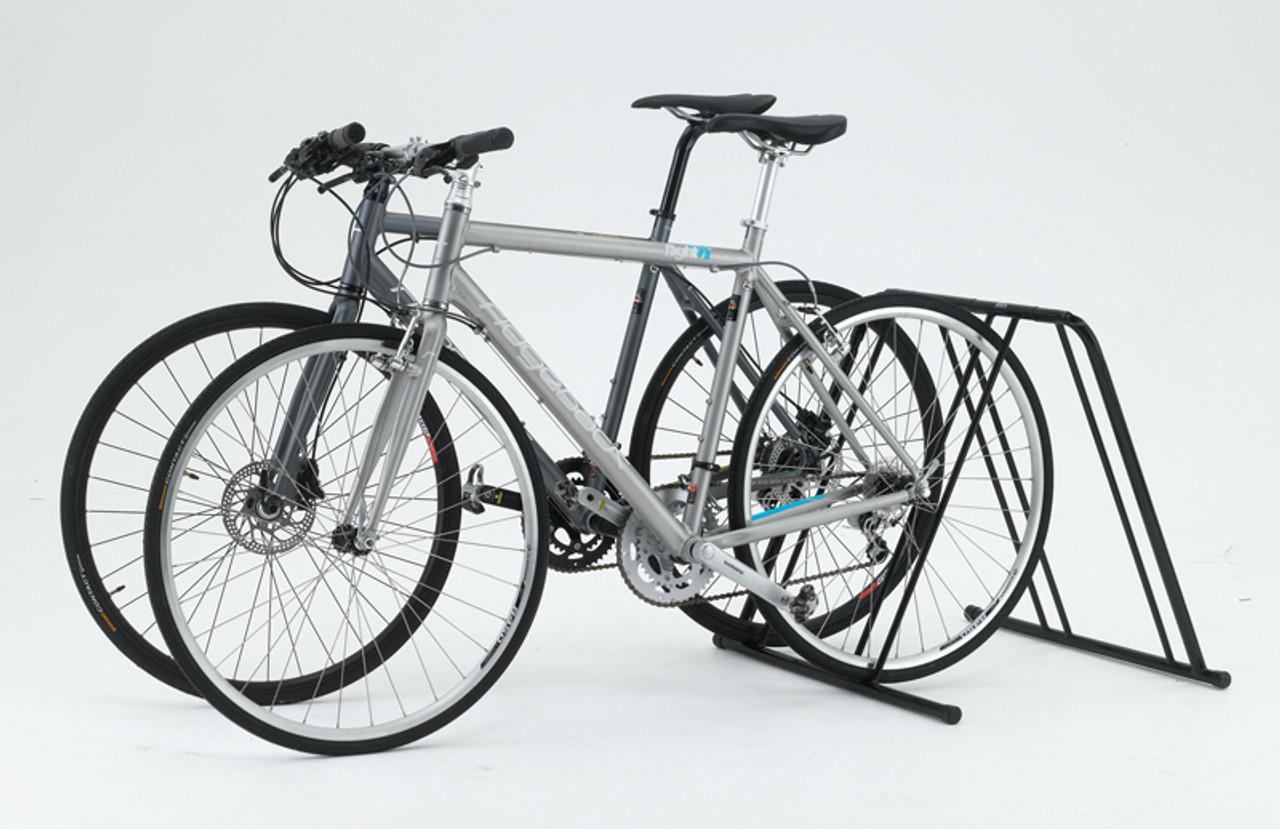 upright bike stand for 4 bikes
