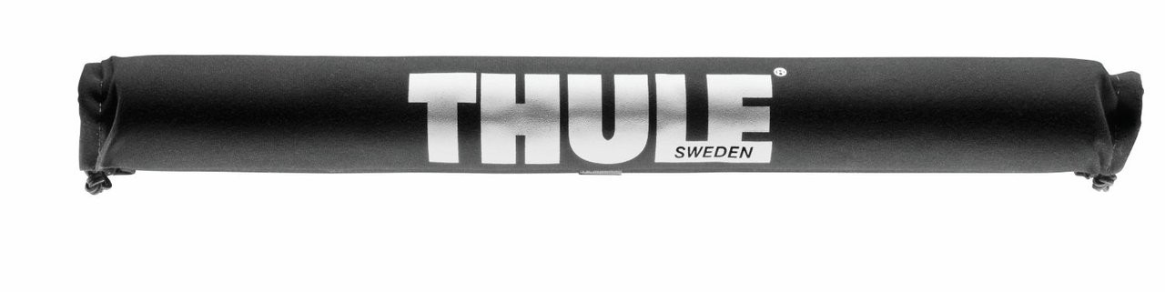 Thule cushion rack pad for surf and SUP for round or square bars