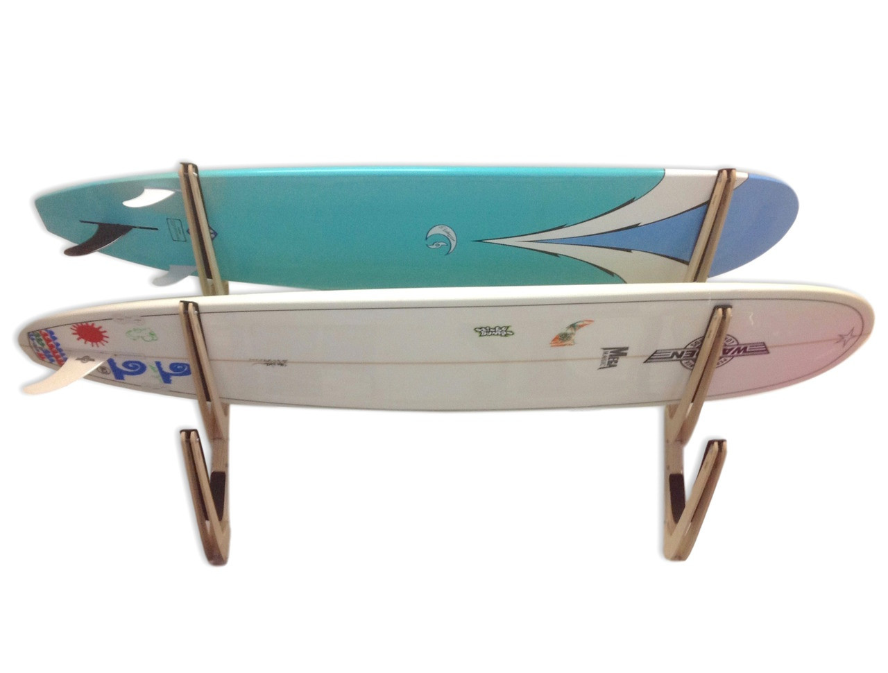 talic hangout 3 surfboard wall rack