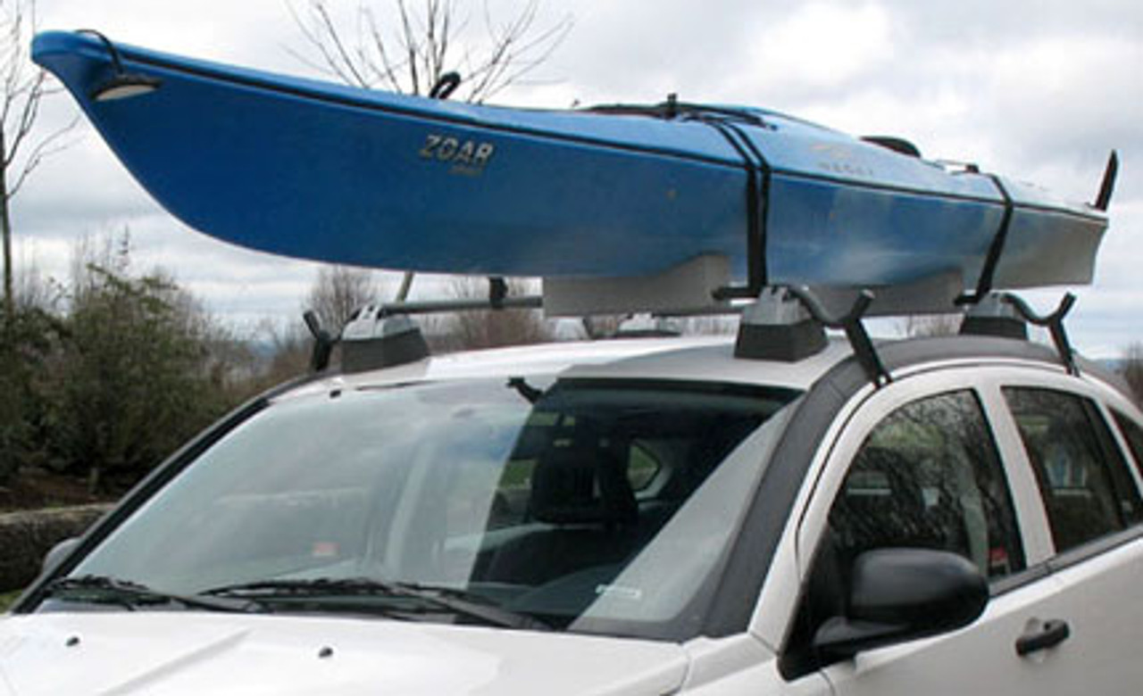 Inno Roof Rack >> Soft Kayak Roof Rack | Universal Kayak Carrier ...