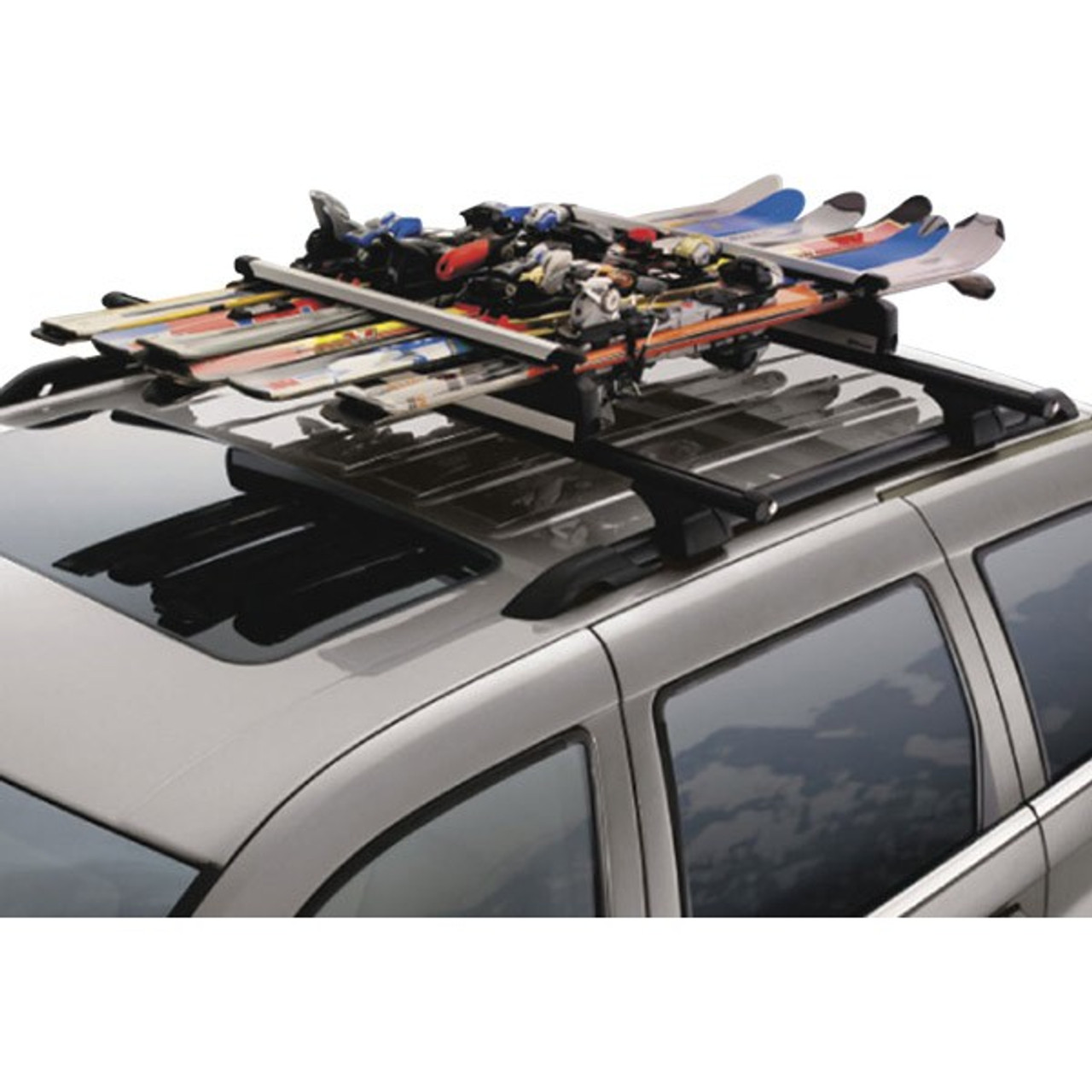 SUV ski roof rack