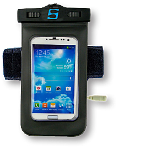 waterproof phablet pouch