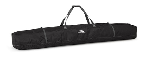 double ski travel bag