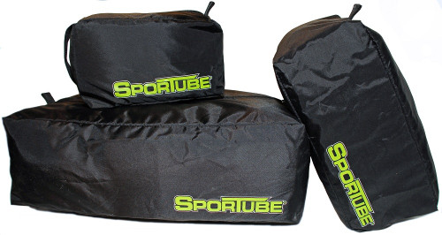 sportube accessory gear bags 3-pack