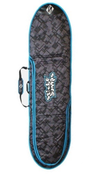 longboard surf bag black