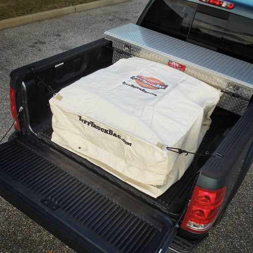 vacation and travel truck bed bag