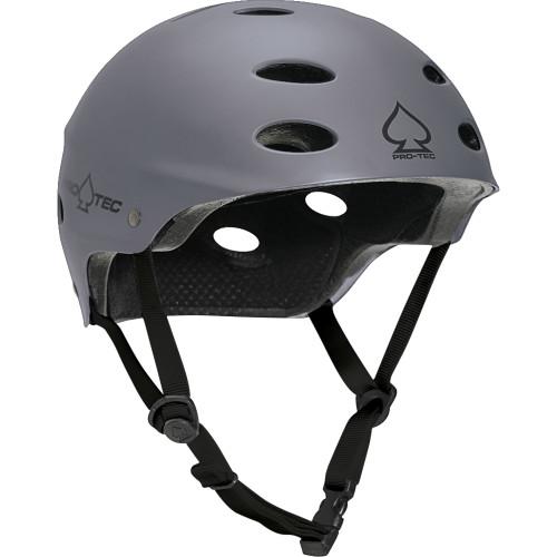 Grey Pro-Tec Ace helmet