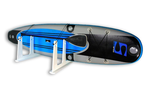 paddleboard dock rack for touring SUPs